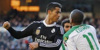 Ronaldo soltó su furia contra Edimar
