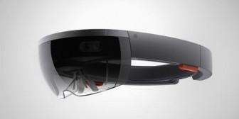 Microsoft estrena las gafas futuristas HoloLens