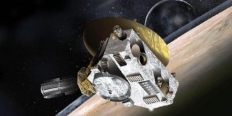 La NASA comienza a fotografiar a Plutón