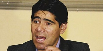 Pérez evita comentar su amistad con Curaca