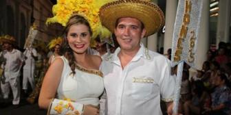Fabiola Pastén y Franz Coscío, hoy unirán sus vidas