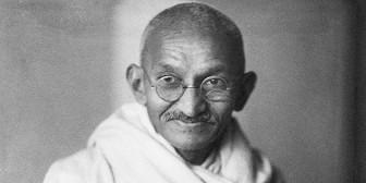 10 frases de Gandhi a 67 años de su muerte