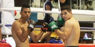 Boxeo de estrellas en Santa Cruz