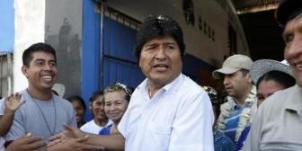 Dos años de cárcel para hombre que se hizo pasar por familiar de Evo Morales