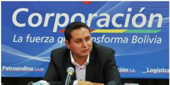 Surgen candidatos para presidir la estatal YPFB; Villegas muy enfermo no volvería