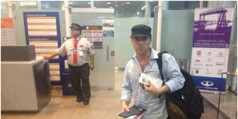 Periodista que reveló muerte de fiscal Nisman abandona Argentina por miedo
