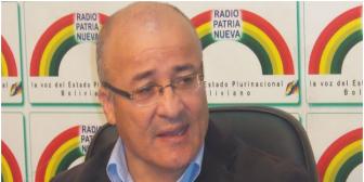 Corrupción en YPFB: Ministro Moldiz dice que intentan enlodar su nombre