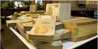 Habrá nuevos billetes bolivianos a prueba de falsificación