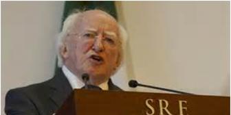 El presidente de Irlanda del Norte expresa interés de una reunión con Evo Morales