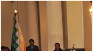 Morales garantiza un aumento salarial mayor a la inflación