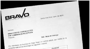 Corrupción YPFB: Viceministra firmó recepción de poleras y memorias flash de la empresa Bravo