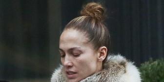 ¡Impactante! Así luce Jennifer López sin una gota de maquillaje