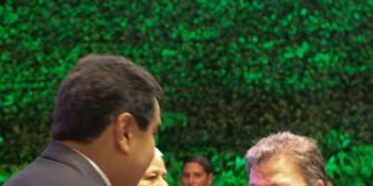 "Santos a Maduro: ""Tenemos que respetarnos mutuamente, así tengamos profundas diferencias"""