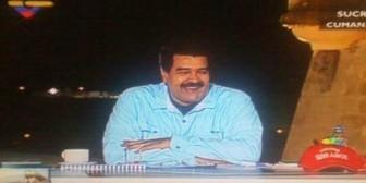 Indignación por las risas de Nicolás Maduro en el día en que mataron al estudiante de 14 años