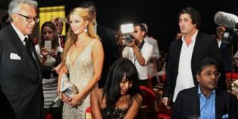El hijo de Fidel Castro, de fiesta con Paris Hilton y Naomi Campbell
