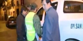 La Paz: Supuesto dirigente del MAS a punto de atropellar a transeúntes amenazó a los testigos