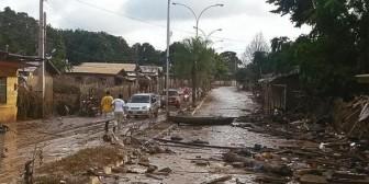 San Borja suspende clases y Cobija busca superar el desastre