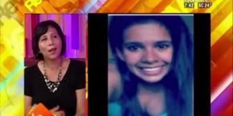 Santa Cruz: Joven desaparecida habría sido raptada por su ex novio