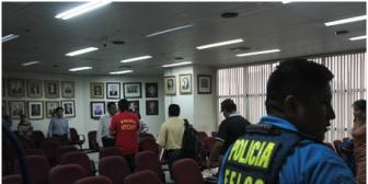 Rózsa: Piden investigar a Raúl García, hermano del Vice, a Clavijo y Subirana; se pierden 11 expedientes del caso