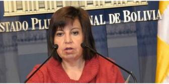Evo se declara 'engañado y defraudado' por la exministra Morales en el caso Enatex