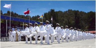 Armada Boliviana alista mega proyecto para la dirección marítima en puertos uruguayos