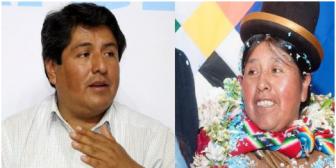 Denuncias de corrupción complican campaña de candidatos del MAS a un mes de las elecciones