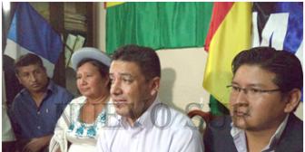 """A masistas de Tarija les cuesta asimilar como candidato a un """"oligarca"""""""