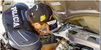 La Policía amplía por 2 semanas la inspección vehicular en Bolivia