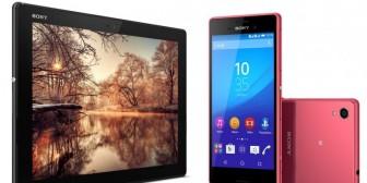 Sony, con nueva tablet y teléfono resistentes al agua