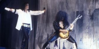 Cómo Michael Jackson provocó la separación de Guns N'Roses