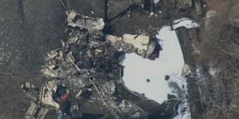 Una avioneta se estrelló en Pennsylvania y dejó dos muertos