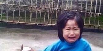 Vietnam: perdió a su perrita Flor y la halló en un puesto de comida