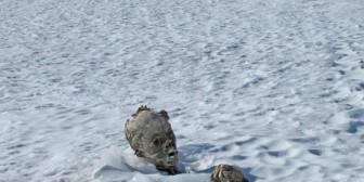 Carrera por rescatar a una momia en la montaña más alta de México