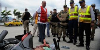 Dos accidentes en Brasil dejaron 13 personas muertas