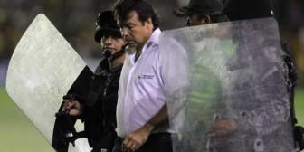 Dan tres fechas de castigo a 'Platiní' Sánchez