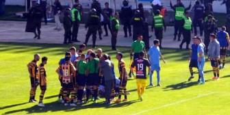 Bolívar gana al Tigre con un polémico arbitraje