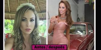 'La barbie amazónica' cambió de look