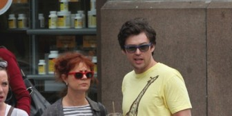 Susan Sarandon rompe con su joven novio