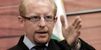 Adrián Oliva es el nuevo gobernador de Tarija