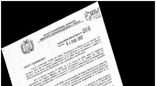 Parra: Ministra Achacollo autorizó transferencias; exdirectora de Fondo Indígena está presa