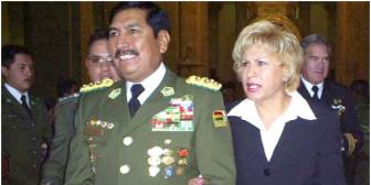 Reabren debate sobre tentáculos del narcotráfico en Bolivia, tras detención de excomandante Nina