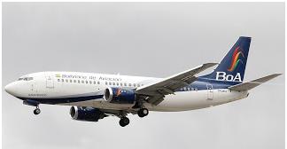 La estatal boliviana BoA oferta vuelos a mitad de precio