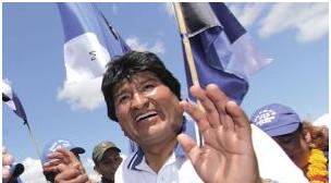 Chantaje presidencial: Voten por el MAS o no habrá obras del gobierno en sus regiones