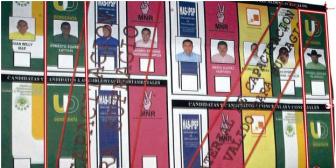 Autoridades no admiten aplazar elección en Beni, pese a pedido de Defensor, DDHH y otros sectores