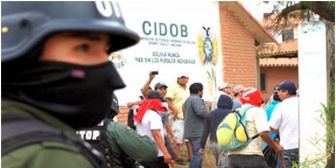 Denuncian que Evo utilizó recursos del Fondo Indígena para dividir la CIDOB