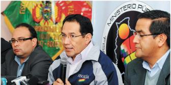Paúl Franco es el nuevo fiscal de Distrito de La Paz; Guerrero destituyó a Patricia Santos y a otros 6 fiscales