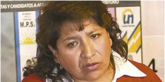 Estalla la crisis en el TSE tras exclusión de vocal; Chuquimia considera injusta su suspensión
