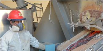 Estatal Karachipampa exportará primeras 80 toneladas de plomo en abril