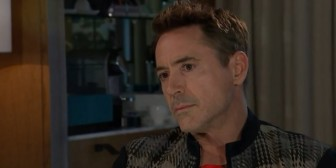 La furia 'controlada' de Iron Man: Robert Downey Jr. dio un portazo en medio de una entrevista