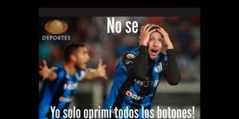 Ronaldinho y el América fueron víctimas de los Memes